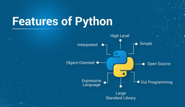 Python sở hữu nhiều tính năng đắt giá