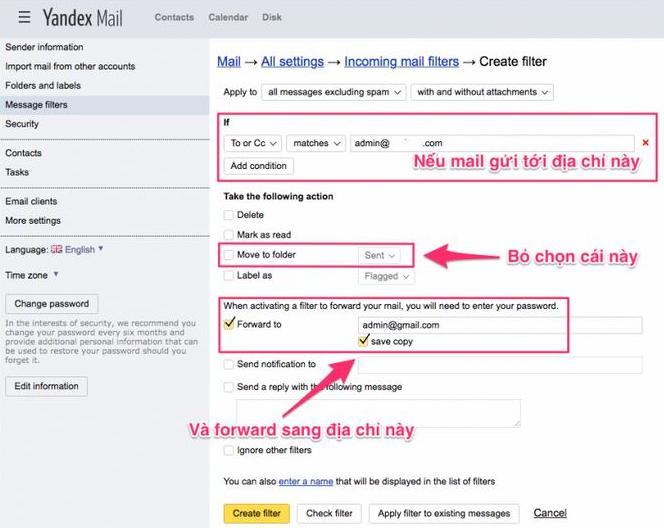 Yandex Mail là gì?
