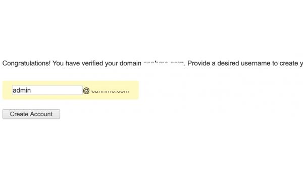 Tạo email theo tên miền riêng với Zoho Mail