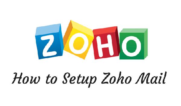 Hướng dẫn cài đặt Zoho Mail