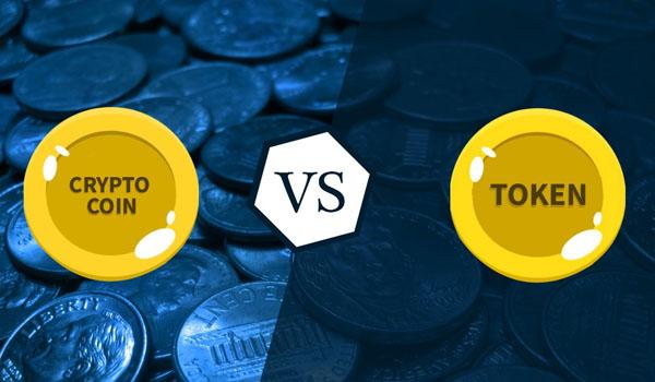 Token và coin có rất nhiều điểm khác biệt