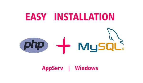 AppServ là gì? Thao tác cài đặt AppServ tương đối đơn giản