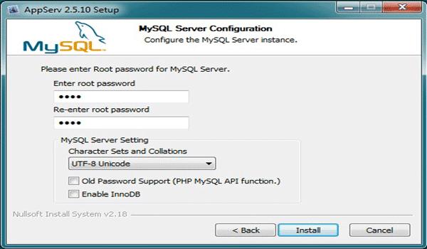 AppServ là gì? Cài đặt cấu hình cho Apache