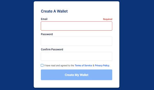 Blockchain là gì? Sử dụng email đăng ký để xác thực tài khoản