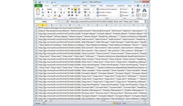 File CSV có thể đọc trong Excel lẫn Notepad