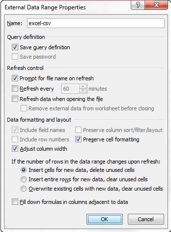 CSV là gì? Lưu ý cần biết khi nhập dữ liệu từ. CSV vào Excel