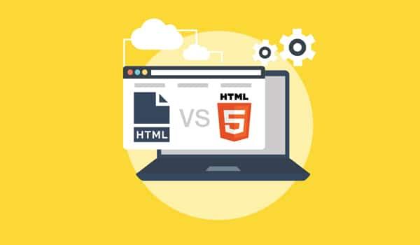 HTML là gì? HTML và HTML5 có nhiều điểm khác biệt