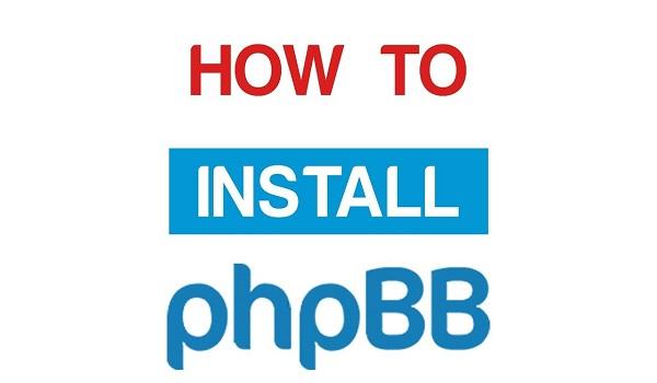 phpBB là gì? Cài đặt phpBB thủ công có thể áp dụng cho mọi nền tảng