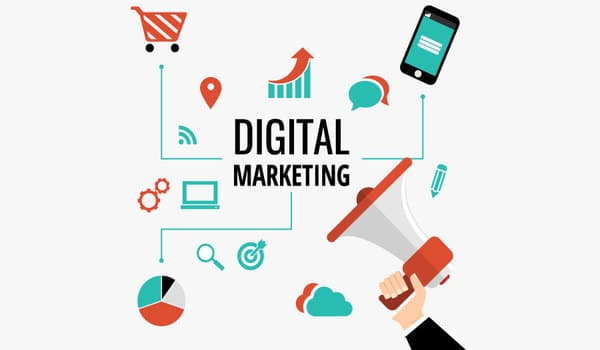Tương tự mạng xã hội, Digital Marketing cũng là một platform mà nhiều doanh nghiệp đang sử dụng