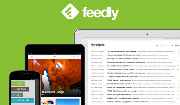 RSS là gì? Feedly là một trong các phần mềm Feed Reader tốt nhất hiện nay