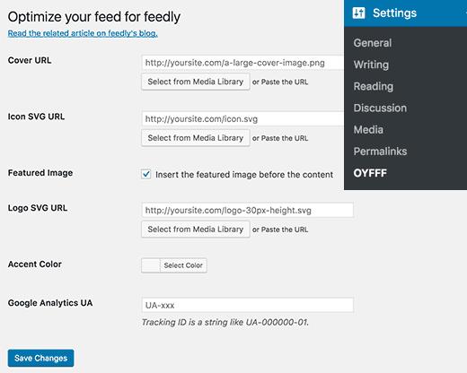 Tối ưu RSS Feed với Feedly