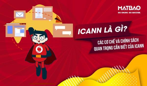 ICANN là gì? Nó là tập đoàn internet cấp số và tên miền