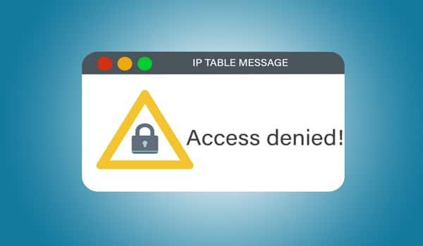 IPtables là gì? Cấu hình IPtables thiết lập VPS firewall
