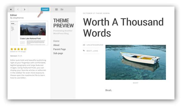 Theme WordPress là gì? Cài đặt theme để tải các tệp giao diện lên thư mục website