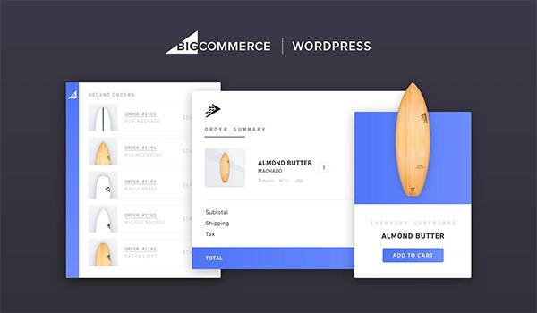 BigCommerce WordPress Plugin