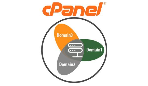 Chức năng Alias domain được cung cấp sẵn trong cPanel hosting