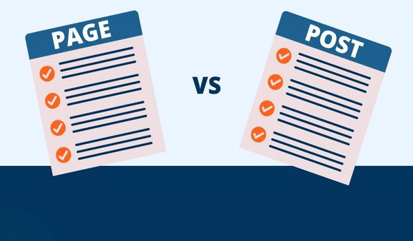 Cả Post và Page đều sở hữu những đặc điểm riêng