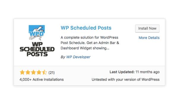 Post WordPress là gì? Một số plugin hỗ trợ lên lịch đăng bài viết tự động