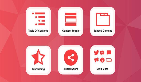 Ultimate Blocks cung cấp các khối nội dung đa dạng và chuyên nghiệp