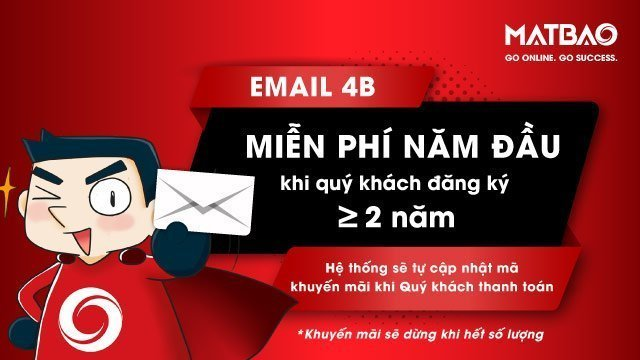 Webmail là gì? Email4B là giải pháp Email cho các doanh nghiệp