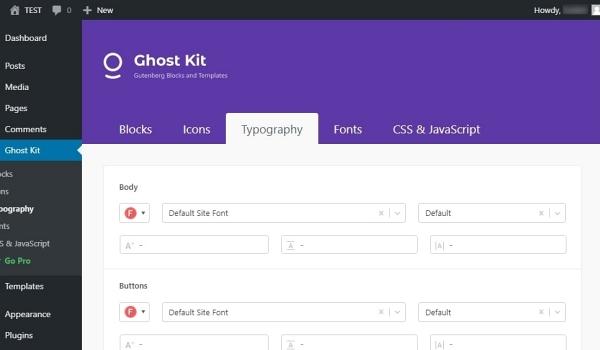 Plugin WordPress hỗ trợ Editor Gutenberg - Hiếm có plugin WordPress nào hỗ trợ Gutenberg tốt hơn Ghost Kit