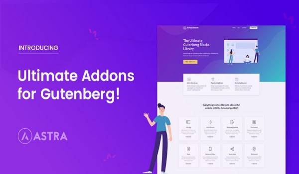 Plugin WordPress hỗ trợ Editor Gutenberg - Ultimate Addons for Gutenberg được đánh giá rất cao trong cộng đồng người dùng Gutenberg