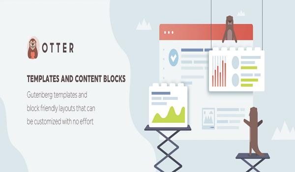Plugin WordPress hỗ trợ Editor Gutenberg - Otter Blocks cũng là một plugin WordPress hỗ trợ Gutenberg miễn phí