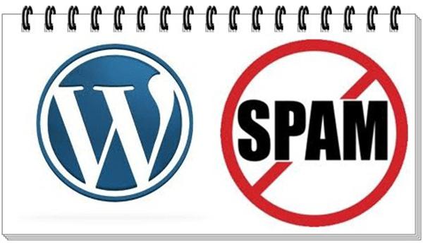 Comment mặc định của WordPress có thể bị spam