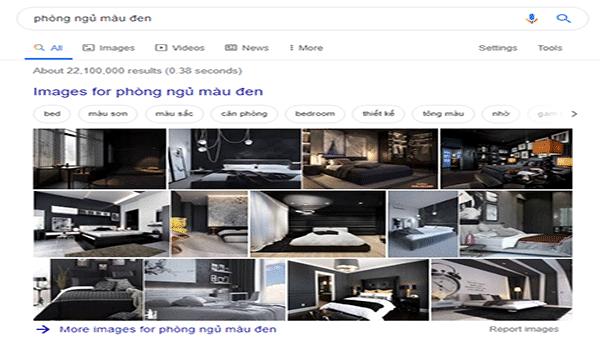 Search Intent là gì? Gợi ý hình ảnh là dấu hiệu cụ thể nhất cho ý định tìm kiếm trực quan