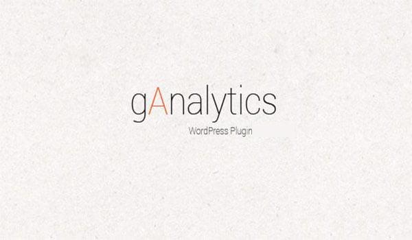 gAnalytics được đánh giá là plugin theo dõi phân tích Google dành cho wordpress