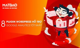 8 Plugin WordPress hỗ trợ Google Analytics tốt nhất