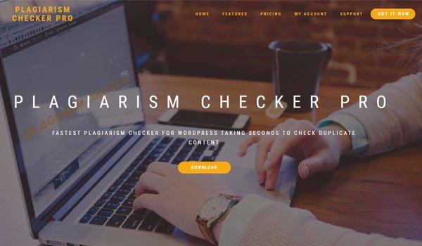 7 Plugin WordPress kiểm tra đạo văn Plagiarism Checker tốt nhất - Plagiarism Checker Pro là một công cụ kiểm tra đạo văn thuộc top đầu hiện nay
