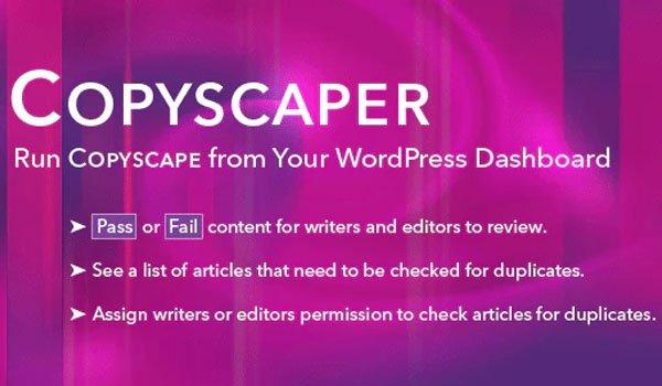7 Plugin WordPress kiểm tra đạo văn Plagiarism Checker tốt nhất - Gói cơ bản của Copyscape có mức giá là 26$