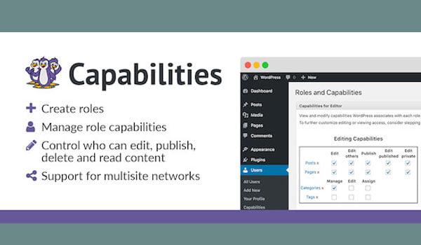 tùy chỉnh wordpress user roles