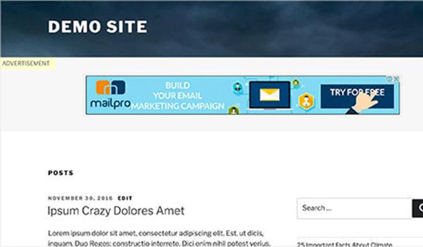 Cách tuy chỉnh WordPress - Bổ sung CSS giúp banner trở nên phù hợp và cân đối với website