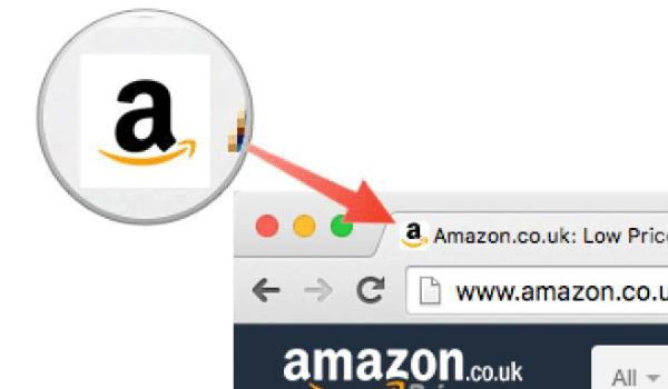 Cách tùy chỉnh WordPress - Favicon có kích thước nhỏ và nằm trên tab trình duyệt