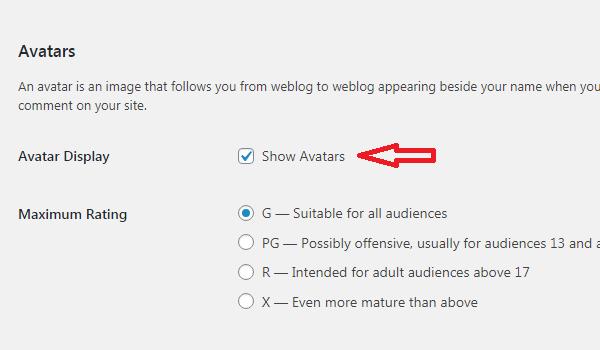 Comments WordPress là gì? Cài đặt hiển thị Avatar cho bình luận trong WordPress