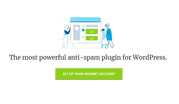 Comments WordPress là gì? Trang chủ cài đặt Plugin Akismet