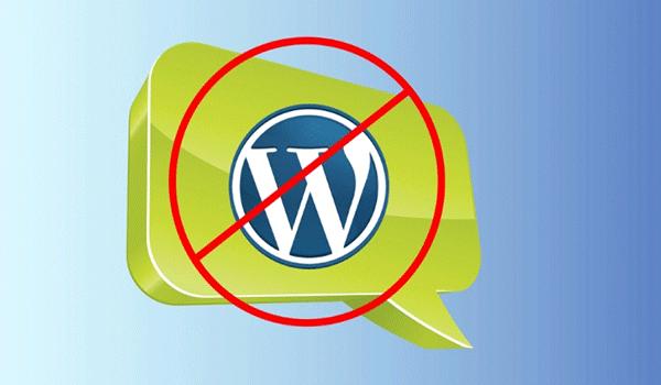 Tắt comment WordPress sẽ làm giảm tương tác và độ lan truyền của nội dung