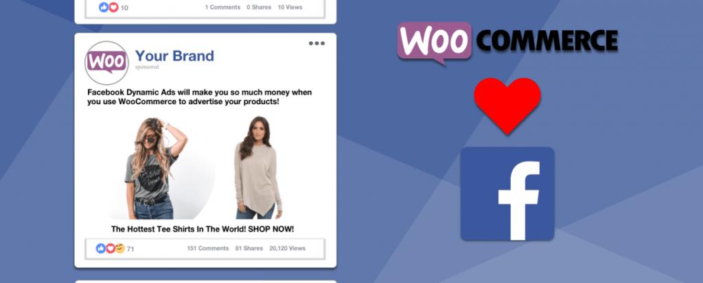 Facebook for WooCommerce plugin