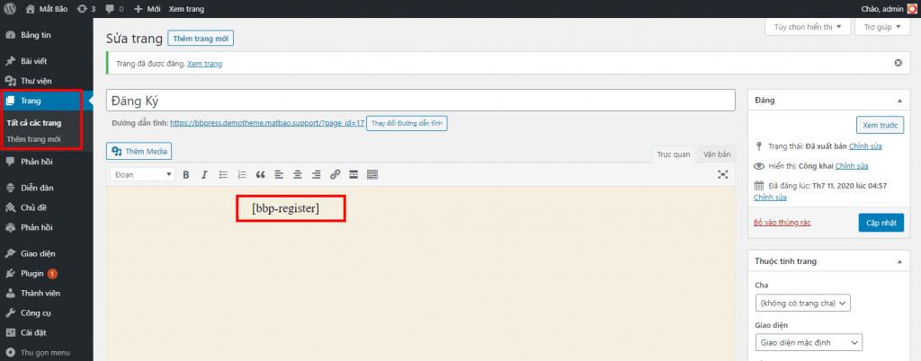 dang ky bbpress page 1024x402 - Diễn đàn là gì? Hướng dẫn sử dụng diễn dàn với bbPress - Trung tâm hỗ trợ kỹ thuật