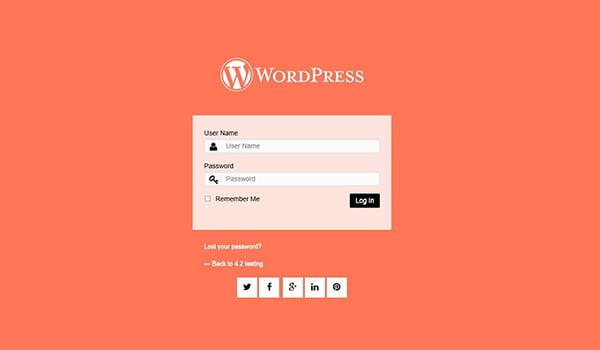 plugin wordpress hỗ trợ login Admin Custom Login