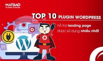 Top 10 Plugin WordPress Hỗ Trợ Landing Page Tốt Nhất Hiện Nay