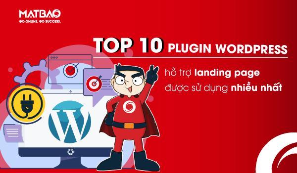 những plugin wordpress hỗ trợ landing page tốt nhất