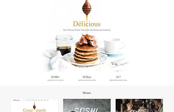 Khách hàng có thể đặt hàng, đặt chỗ trực tuyến, để lại đánh giá giúp quảng bá hình ảnh nhà hàng