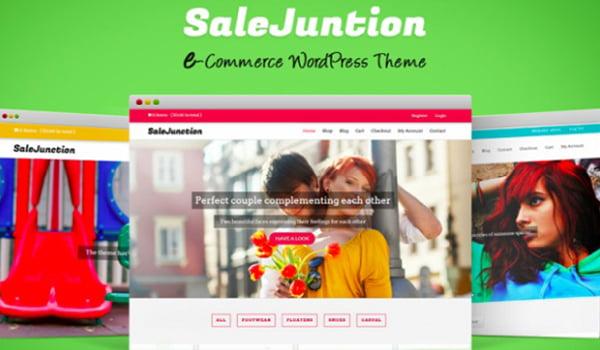 theme wordpress SaleJunction