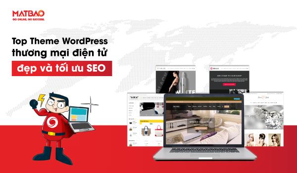 theme wordpress thương mại điện tử