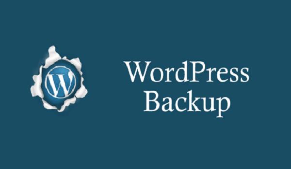 tại sao nên backup website