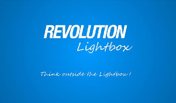 Revolution Lightbox chạy mượt trên tất cả các trình duyệt chính.