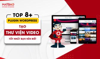 Top 8+ Plugin WordPress Tạo Thư Viện Video Tốt Nhất Bạn Nên Biết